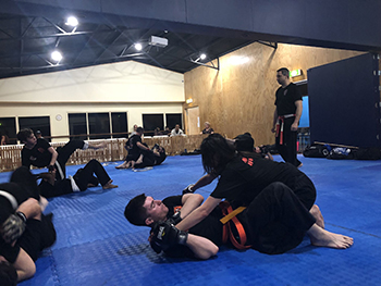 Join Brisbane Martial Arts Centre